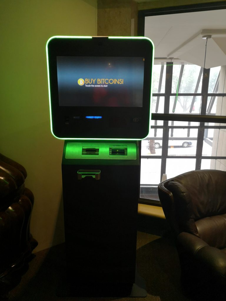 Bitcoin ATM in Cape Town